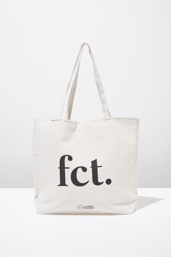 Pf Foundation Tote Bags, FCT