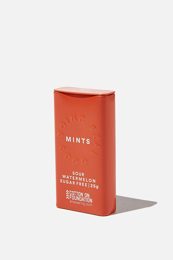 Foundation Mints, TERRACOTTA WATERMELON