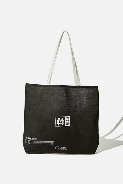 Foundation Factorie Tote Bag, METHOD