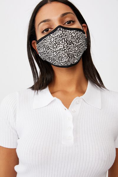 Foundation Face Mask Adults, NOISE
