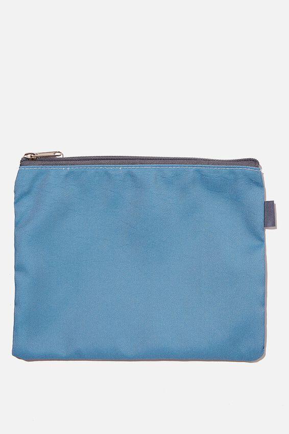 Foundation Essentials Travel Pack Pouch, DINO YARDAGE