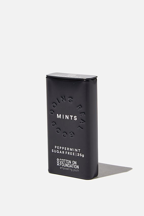 Foundation Mints, CHARCOAL PEPPERMINT
