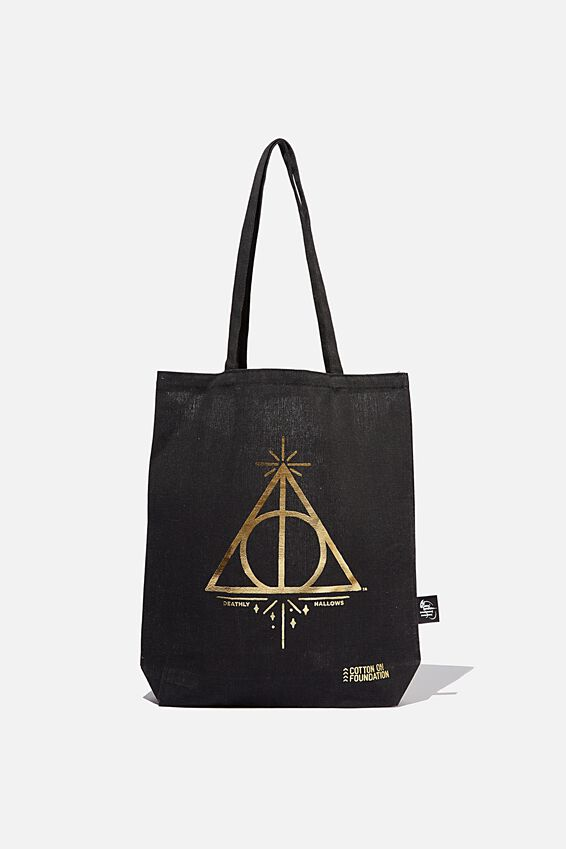 Foundation & Friends, DEATHLY HALLOWS