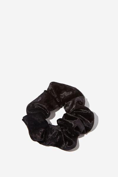 Pf Scrunchie, BLACK