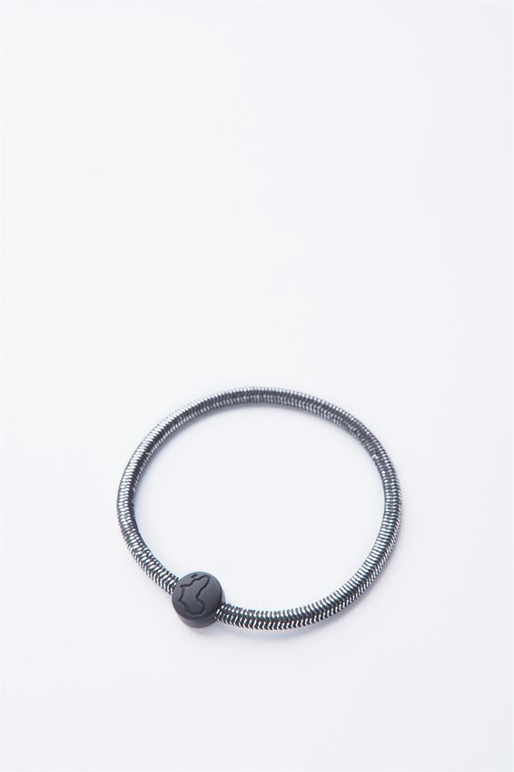 Planet Factorie Juliet Band, BLACK SILVER/MATTE BLACK