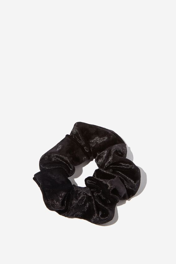 Pf Scrunchie, BLACK