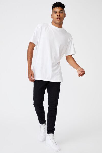 Super Skinny Jean, TRUE BLACK