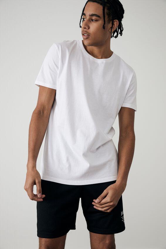 Slim T Shirt, WHITE