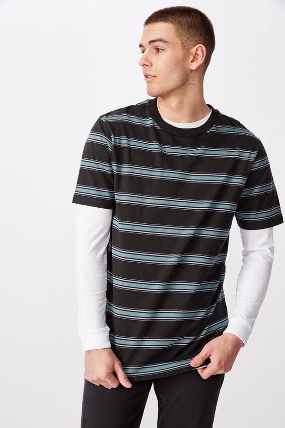 Stripe T Shirt, RAD STRIPE