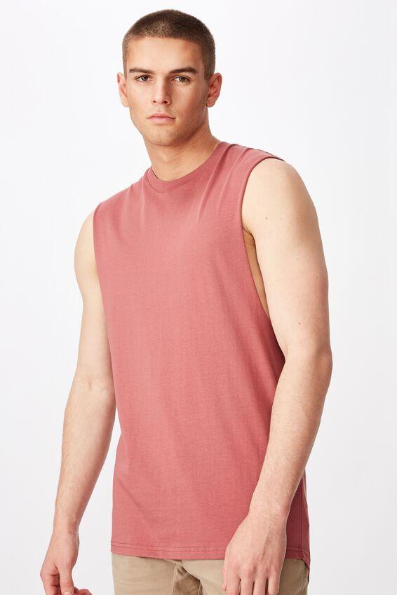True Muscle Tank, RUBY RED