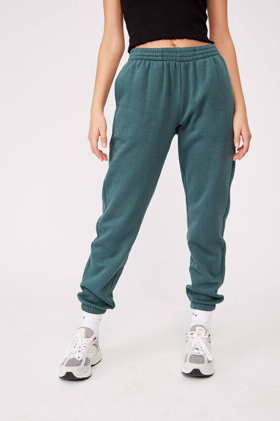 Classic Trackpant, STORMY GREEN