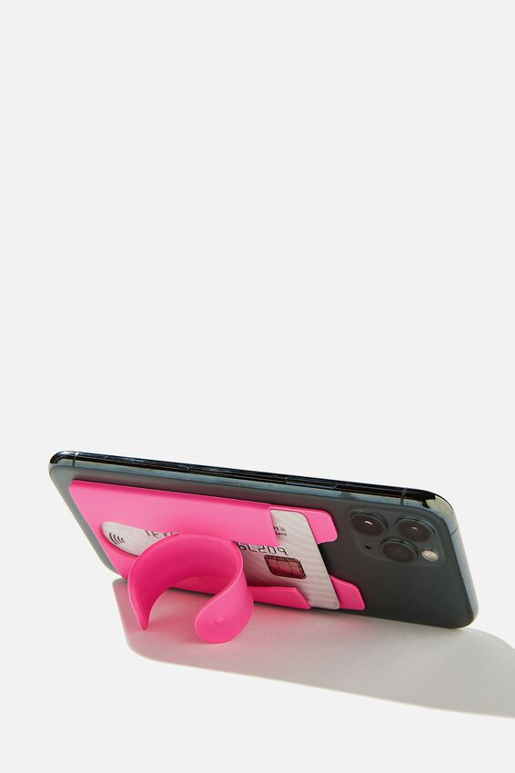 Flip Stand Phone Cover, PINK