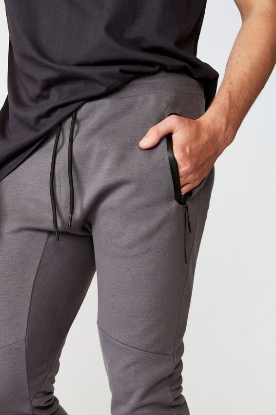 Tech Track Pant, METAL GREY