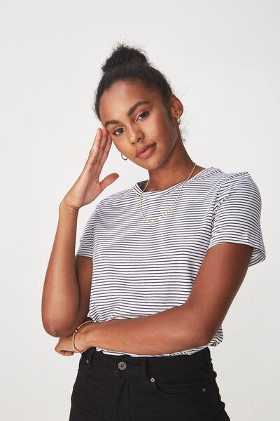 c4f8e2cacaaabb Basic T Shirt Stripe