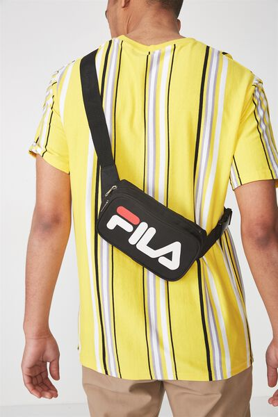 Fila Lcn Bum Bag, FILA_BLACK