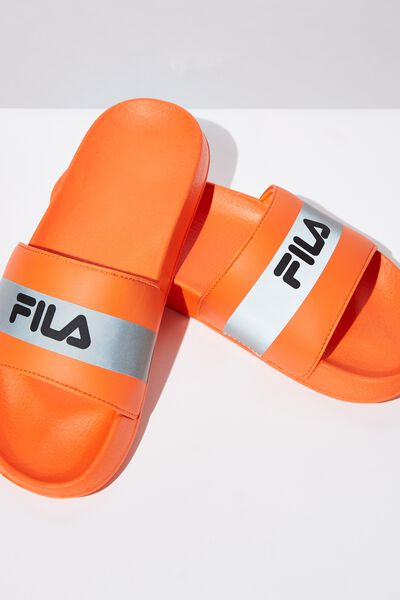 Fila Lcn Ref Slide, NEON ORANGE