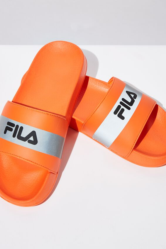 Fila Lcn Ref Slide, NEON ORANGE