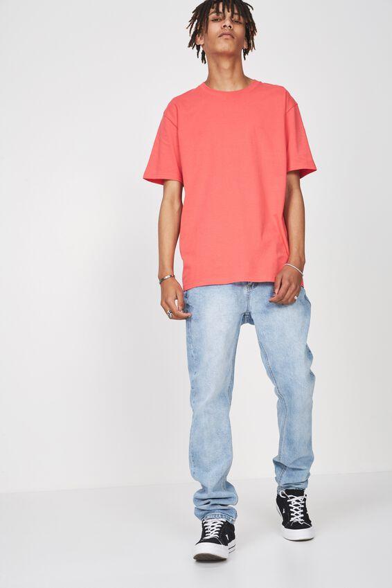 Classic T Shirt, GERANIUM