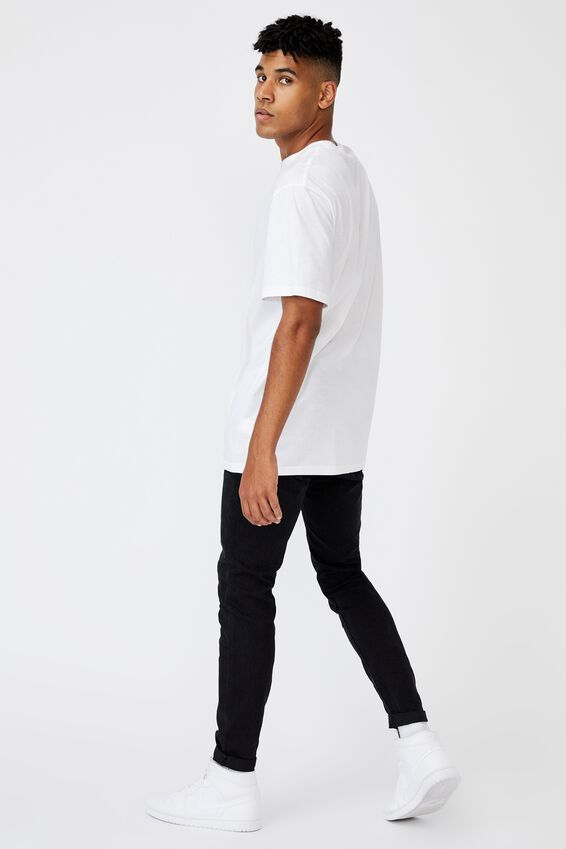 Super Skinny Jean, TRUE BLACK