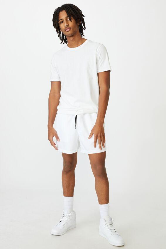 Resort Short, WHITE