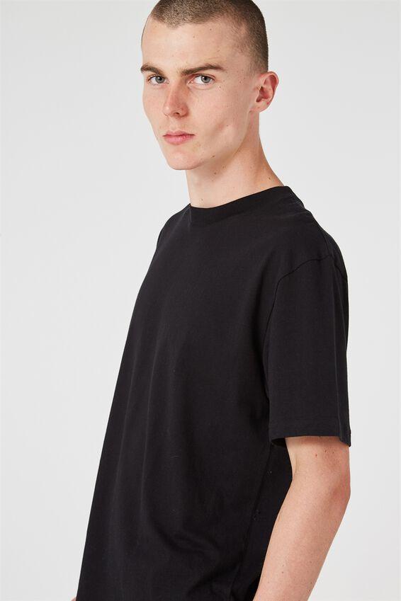 Classic T Shirt, BLACK