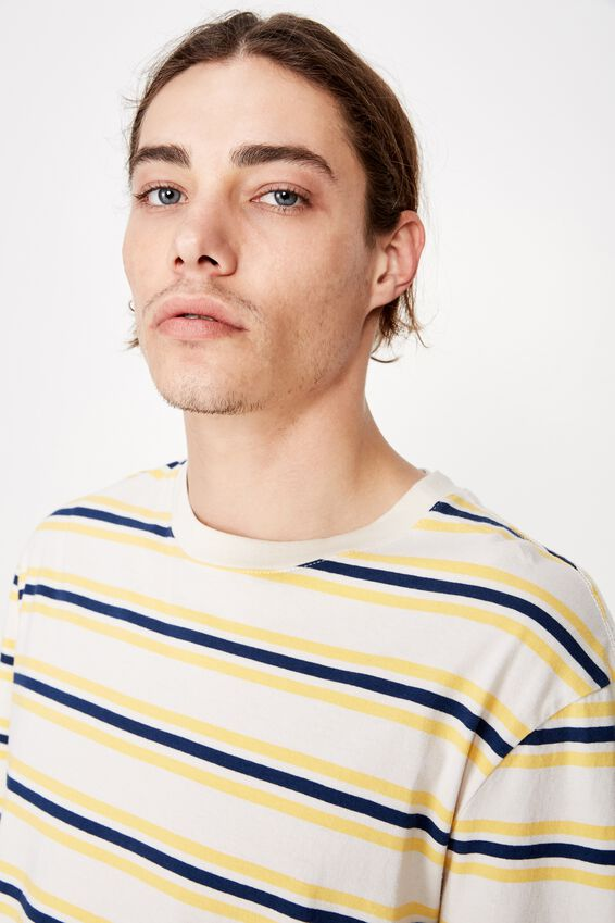 Stripe T Shirt, SAVAGE STRIPE