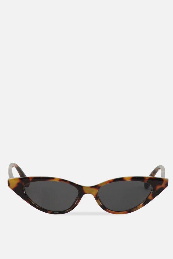 Splendour Cateye Sunglasses, S PAPW_SMK