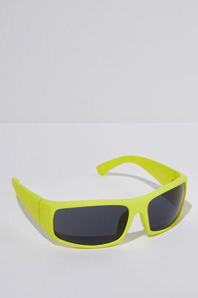 Razor Sunglasses, M.NEON YELL_SMK