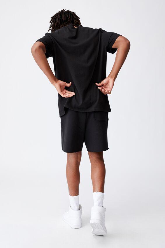 Regular Music Merch T Shirt, LCN BRA BLACK/BOB MARLEY