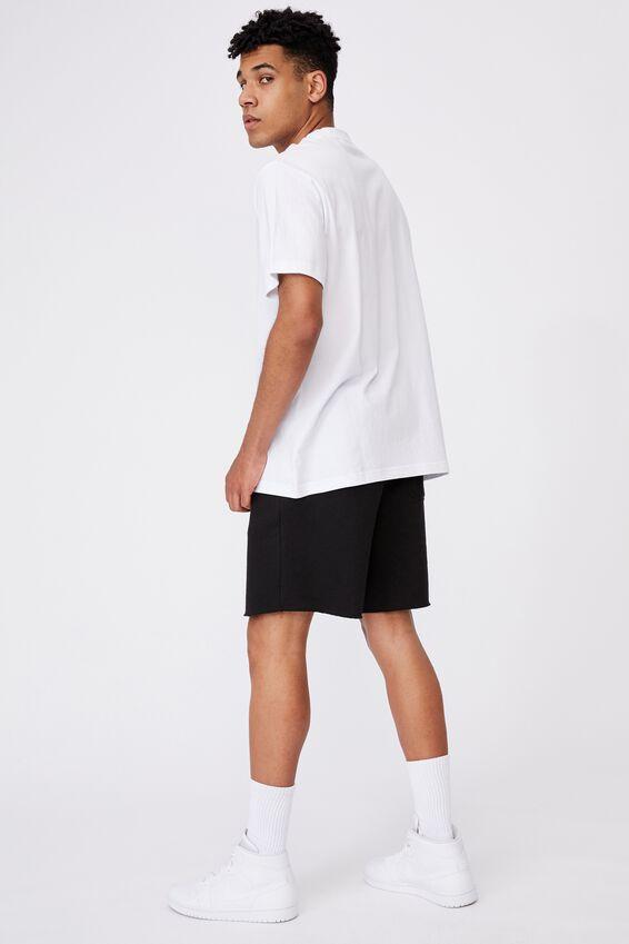 Fila Lcn College T Shirt, WHITE/FILA