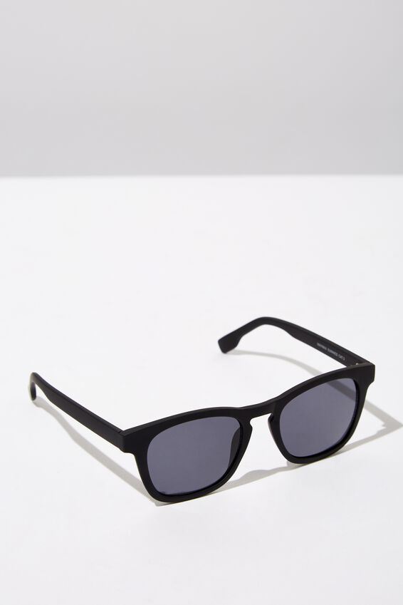 Waymax Sunglasses, BLACK RUB_BLK TINT
