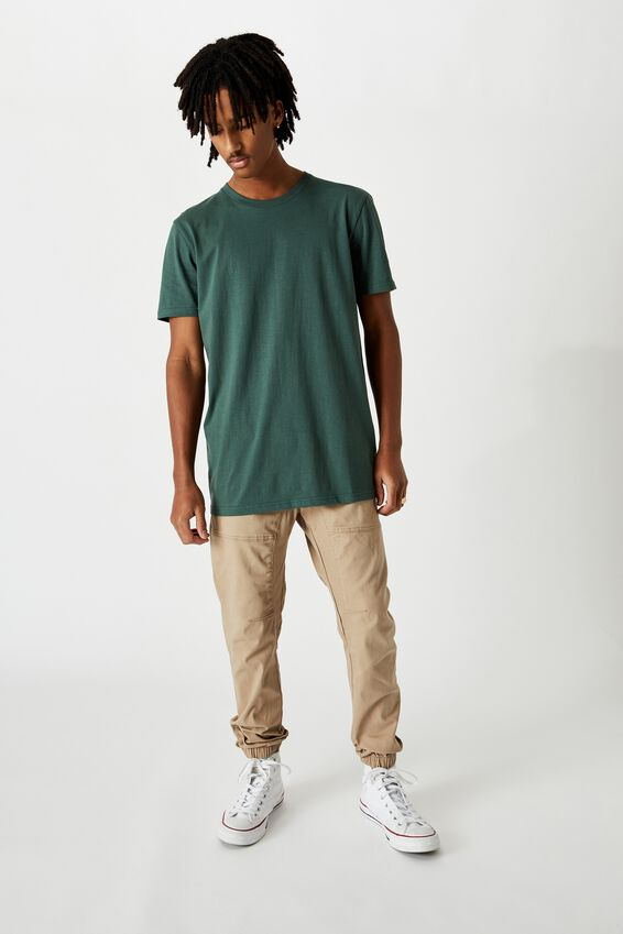 Cuffed Pant, STONED