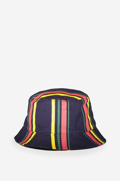 Bucket Hat, STRIPE