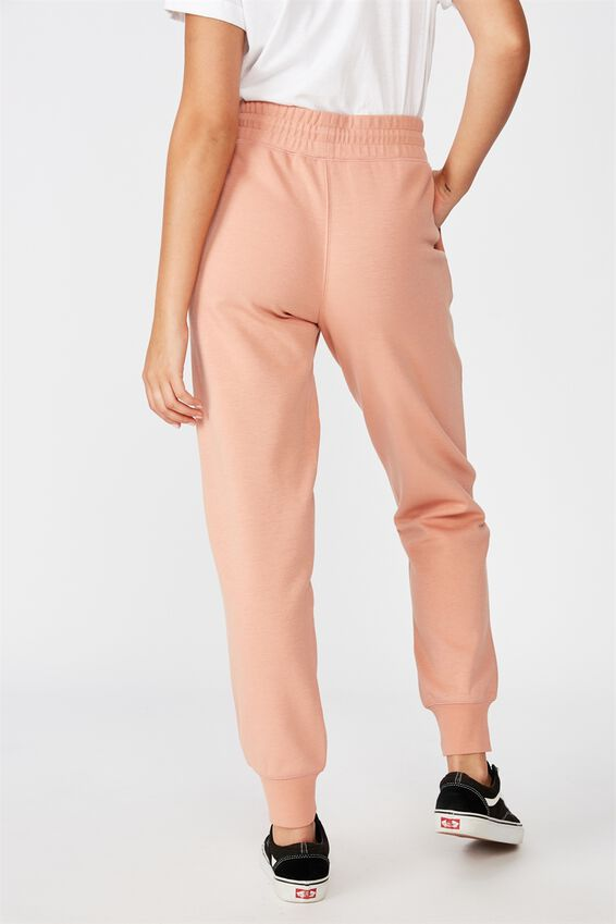 Tech Slim Trackpant, NEUTRAL