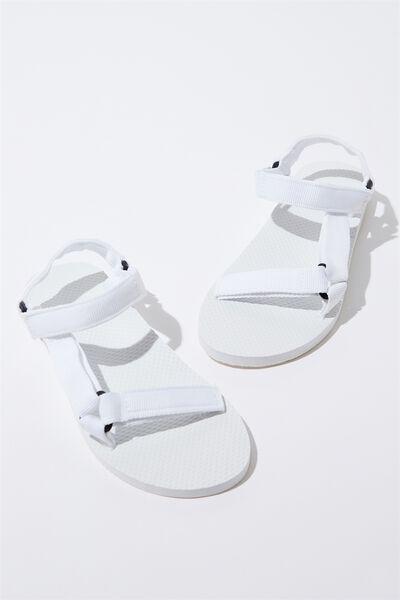 G-Utility Sandal, WHITE_WHT