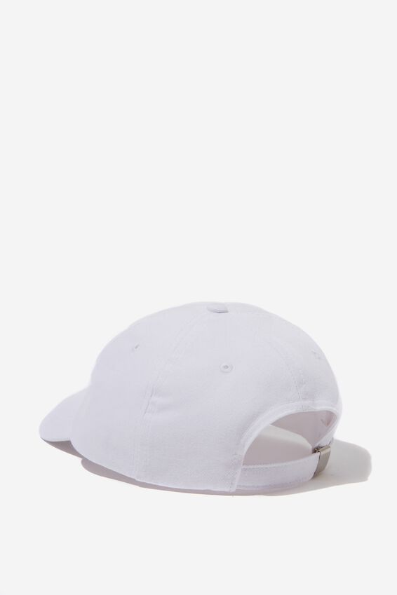 Dad Cap, WHITE
