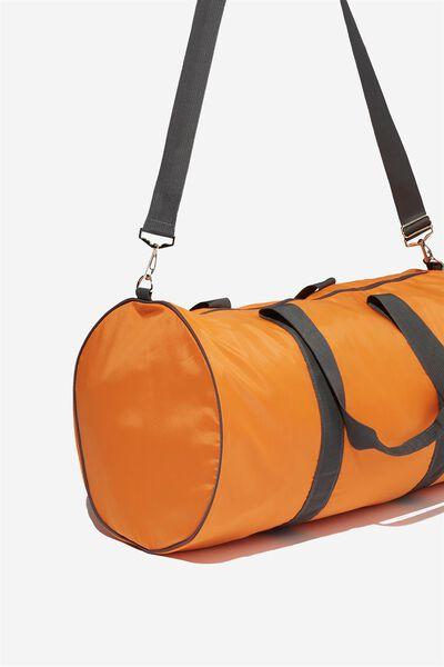 Duffle Bag, ORANGE_CHAR