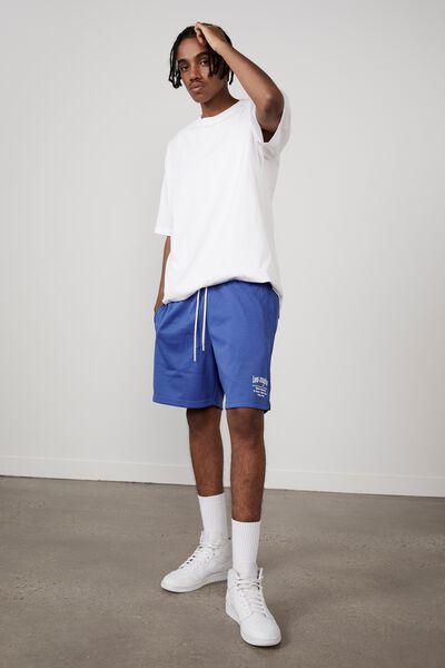 Basketball Short, BLUE/LA