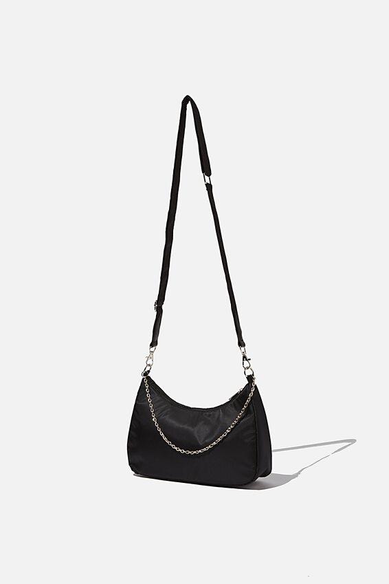 Crossover Bag, BLACK