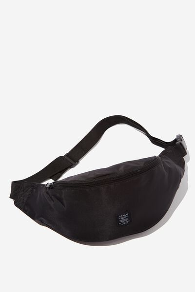 All Day Bumbag, BLACK