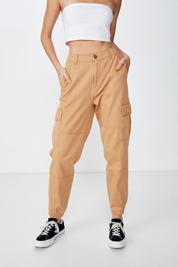 Urban Pocket Utility Pant, DARK SAND