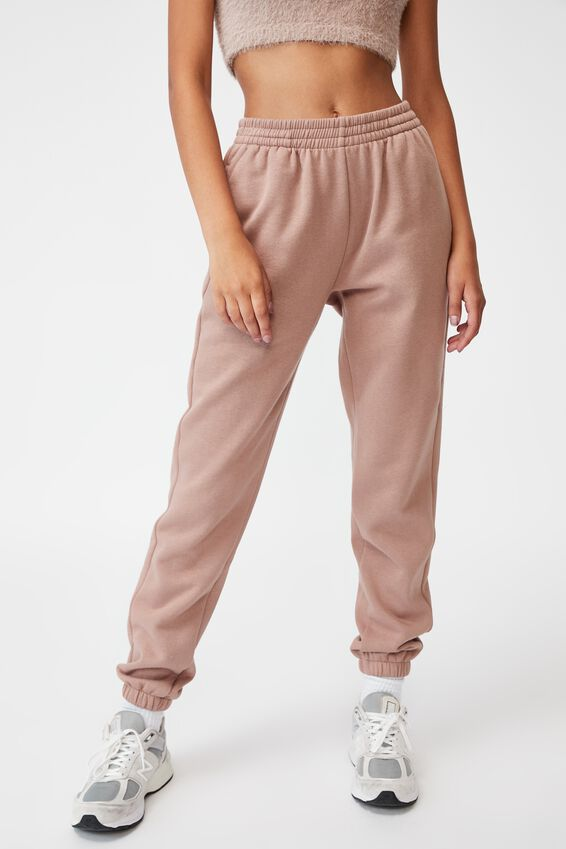 Classic Trackpant, DIRTY BLUSH
