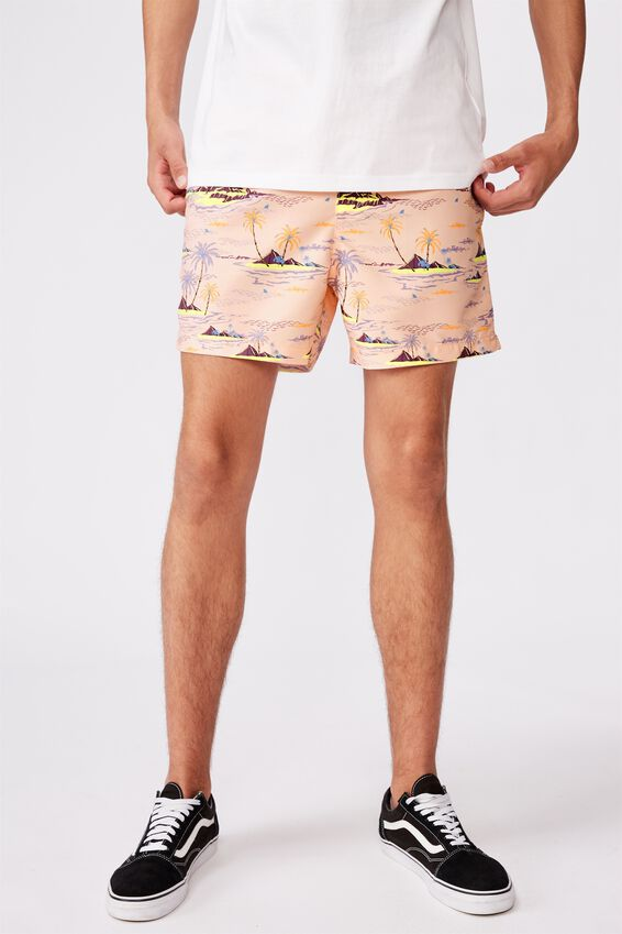 Resort Short, ISLANDS