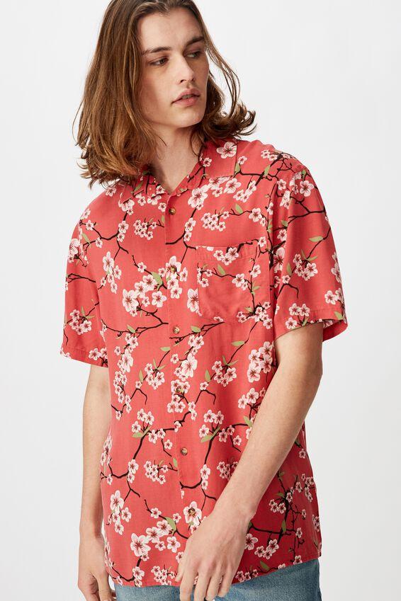 Resort Shirt, BLOSSOMS