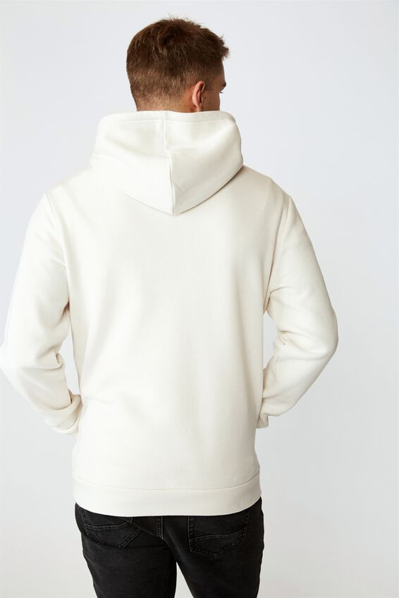 Graphic Hoodie, IVORY/NY