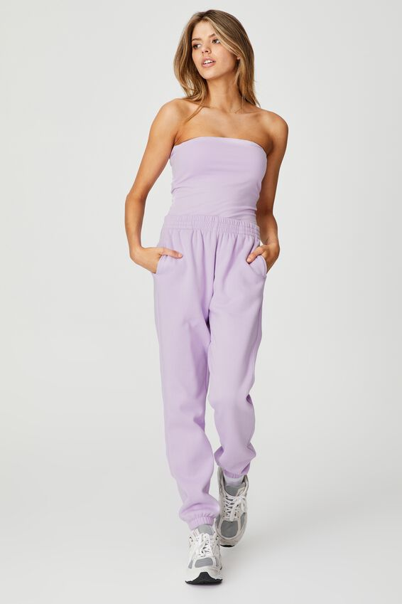 Classic Trackpant, ORCHID BLOOM