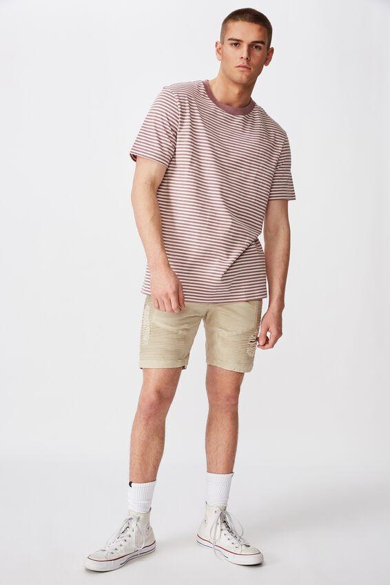 Stripe T Shirt, PEAK STRIPE