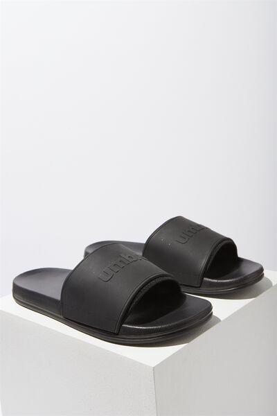 Umbro Neo Slide, BLACK