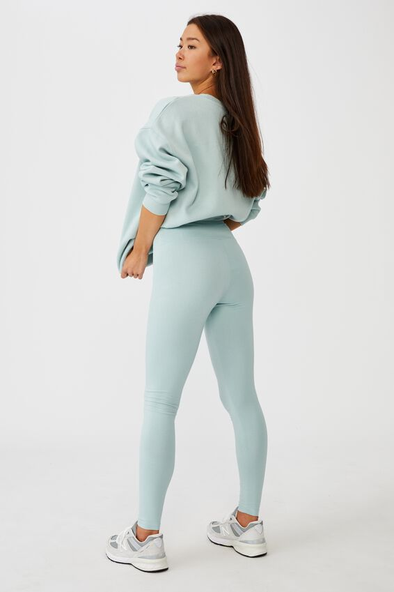 High Waisted Legging, ETHER