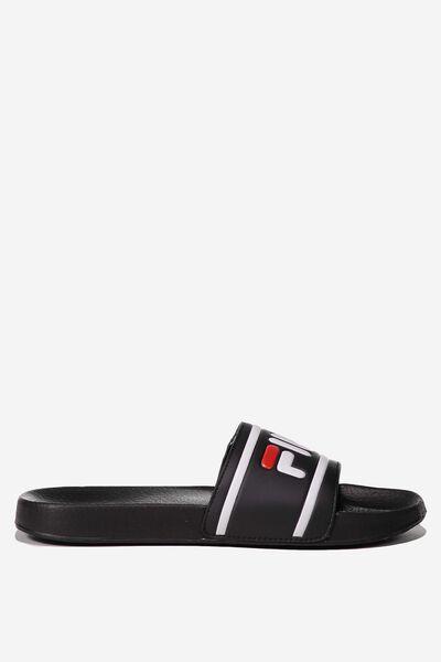 Fila Lcn Slides, BLACK